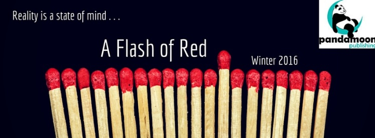 A Flash of Red Banner